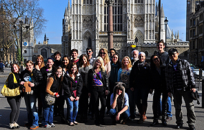 group at Westminster