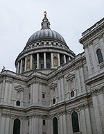 St. Paul's Cathedral (Photo by Carolyn Ross)