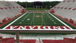 The Indiana University football stadium. Picture taken by Jaelyn White